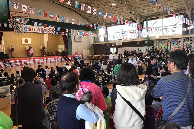 久留米市山川祭りに参加してきました♪(๑ᴖ◡ᴖ๑)♪