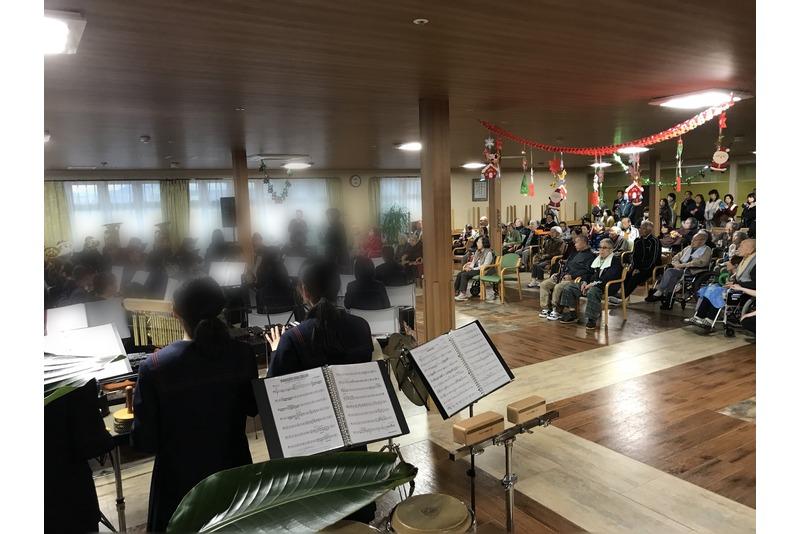 いちょうの杜山川_クリスマス会