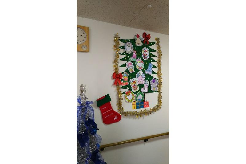 ☆ クリスマス会 準備OK!! ☆