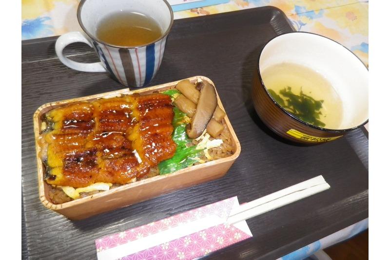 1月誕生者 お祝いの昼食 (^^♪