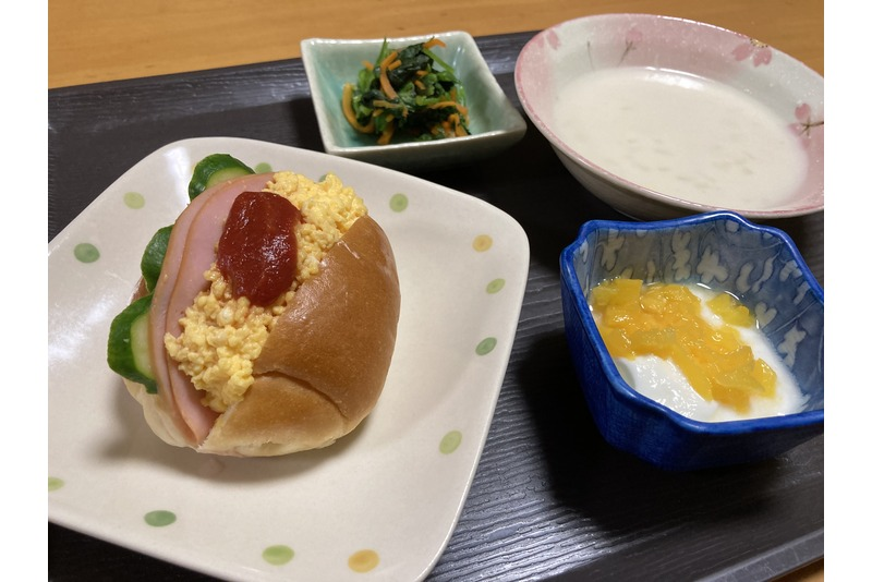 本日の朝食 パート2