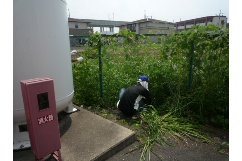 【ボランティア活動】西日本高速道路パトロール九州株式会社様
