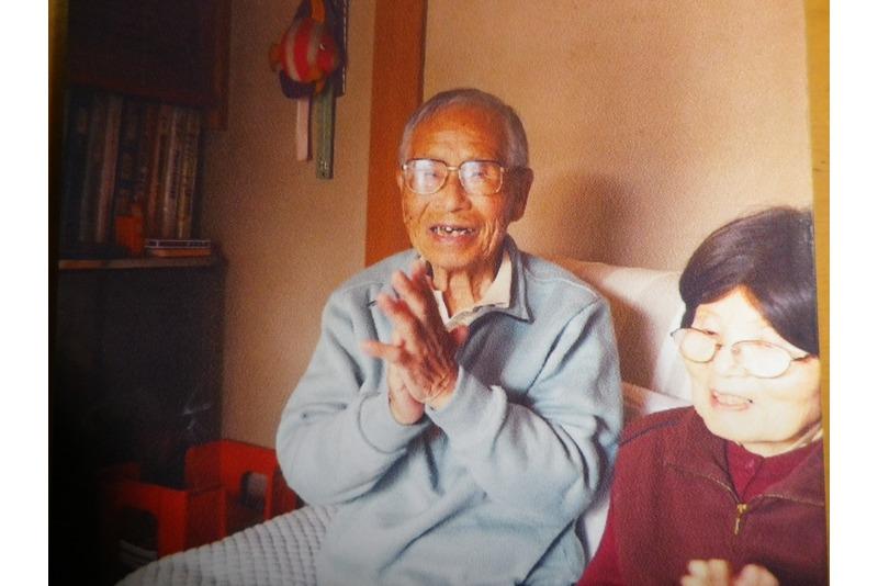 96歳の誕生日 (^_-)-☆
